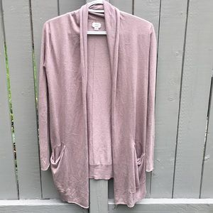 Wilfred Silk/Cashmere Cardigan Size XXS